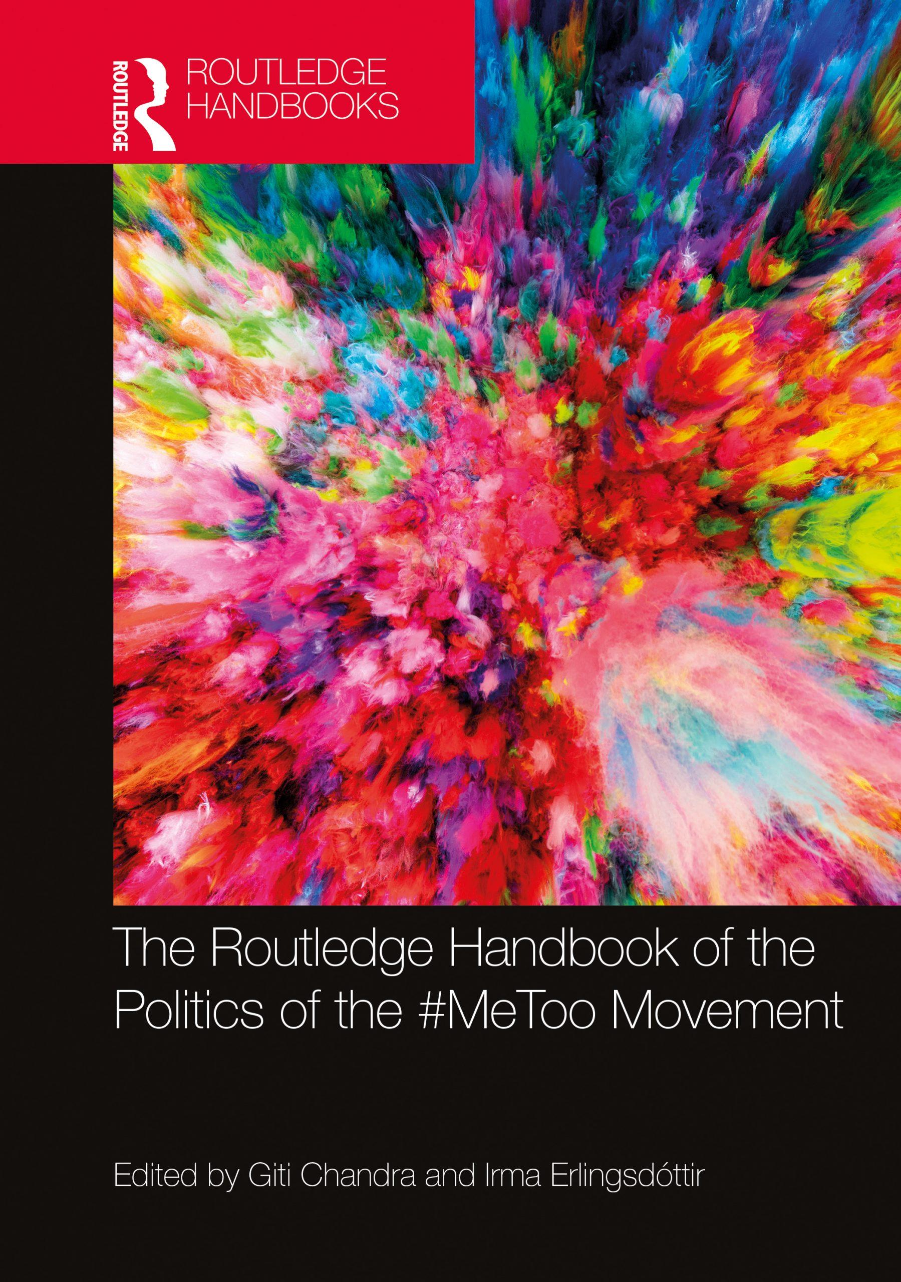 Rafræn málstofa í tilefni af útkomu bókarinnarThe Routledge Handbook on the Politics of the #MeToo Movement