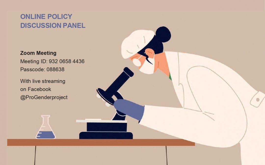 ProGender pallborð: The Impact of COVID-19 on Women Scientists