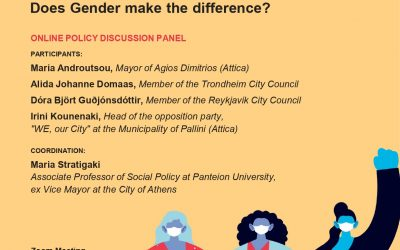 Local Government in the Pandemic. Does Gender Make the Difference?