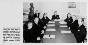 Úr 19. júní 1980, þá hafði Auður Auðuns ein kvenna setið á ráðherrastóli á Íslandi