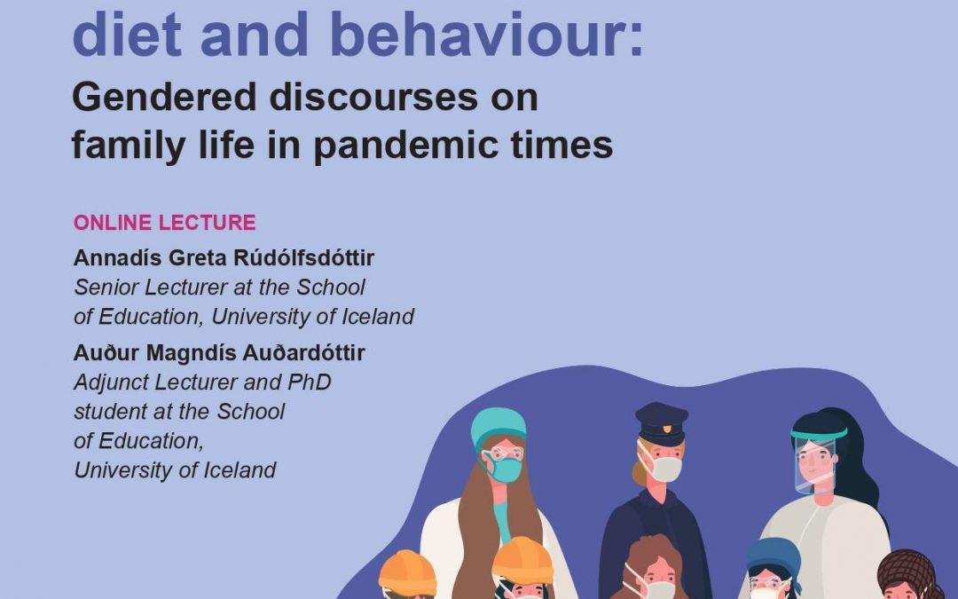 """Chaos ruined the children's sleep, diet and behaviour"" – gestafyrirlestur í ProGender samstarfsverkefninu"