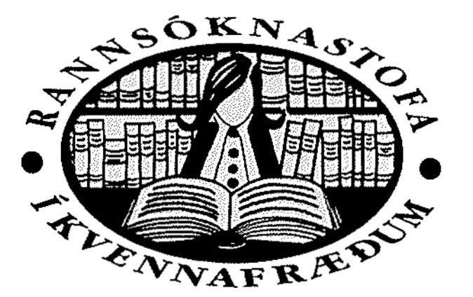 Ráðstefna: íslenskar kvennarannsóknir 20.-22. október 1995