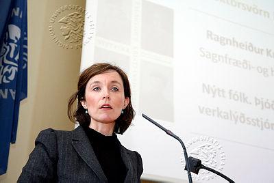 Konur og stjórnmál í sögulegu samhengi – Erindi á málþingi um íslenska stjórnmálaorðræðu