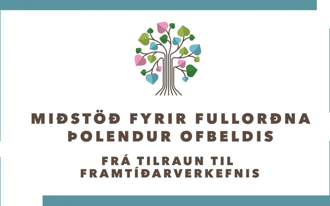 Evaluation of Bjarkarhlíð – Center for Adult Survivors of Violence