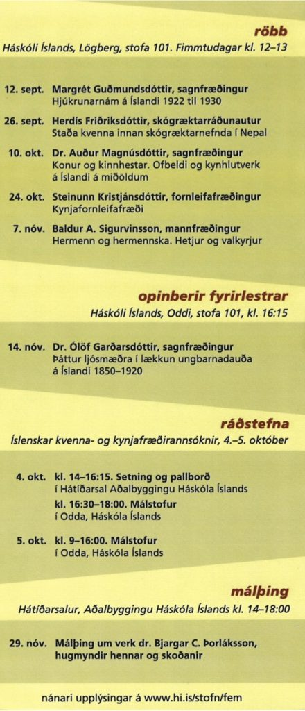 Haust 2002